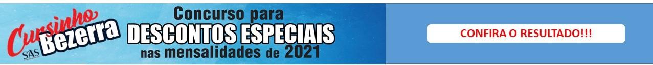 CONCURSO DE BOLSAS 2021 resultado final