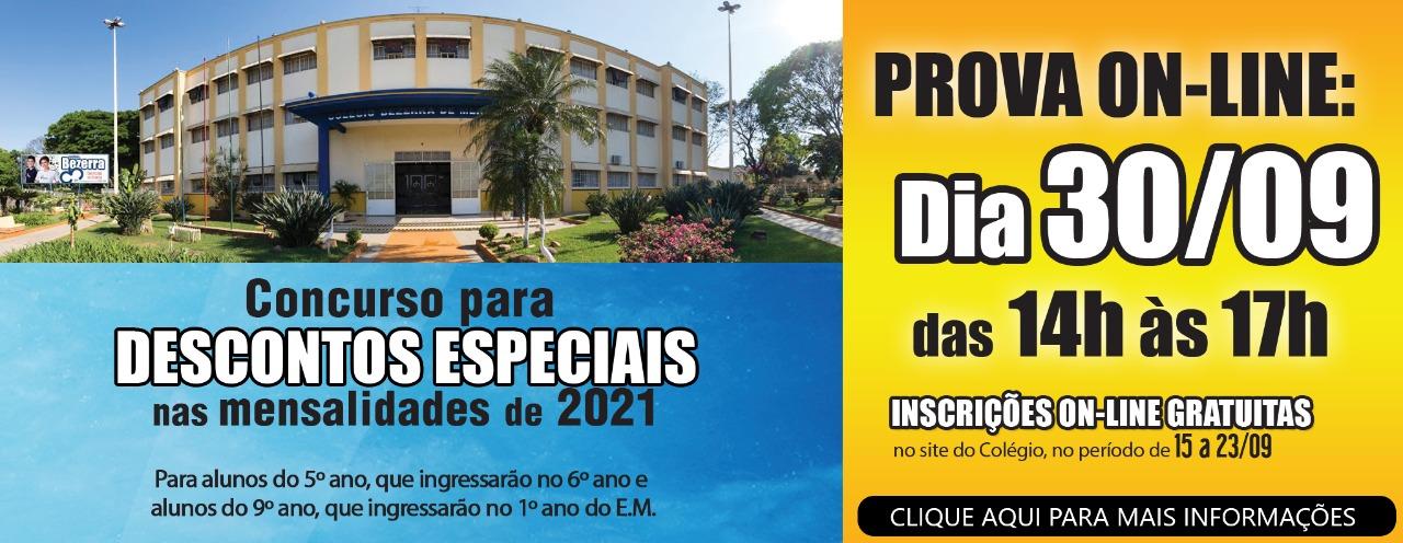 descontos especiais 2021